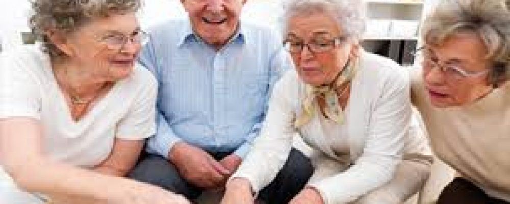 Help you professionally taking care of your parents
